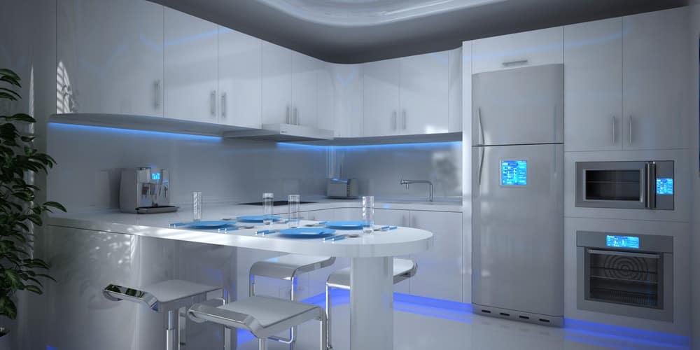 Pros of modern kitchen appliances