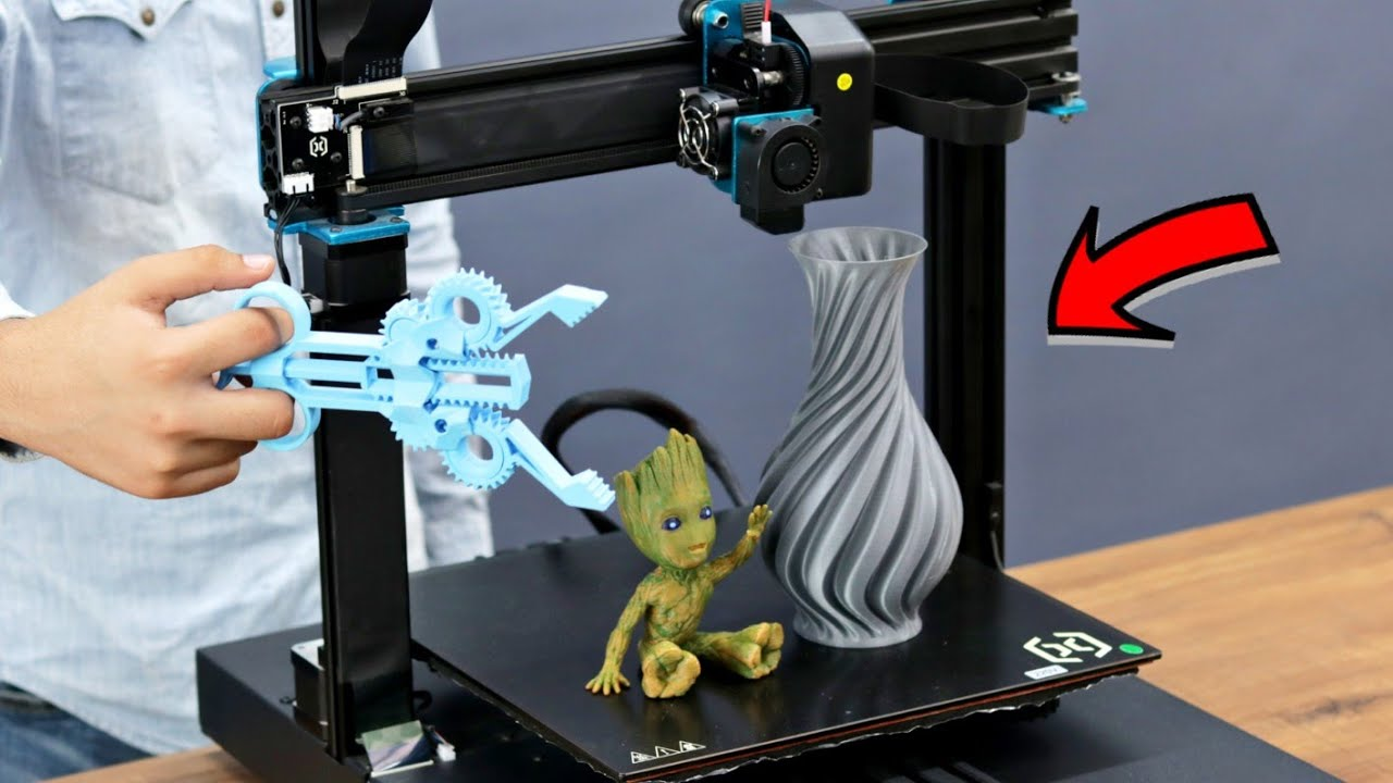 Uses of 3D Printers