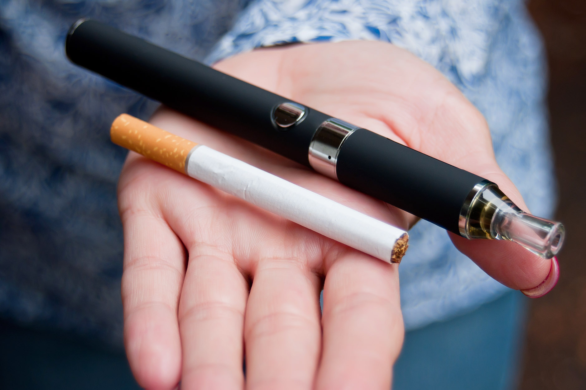 The era of electronic cigarettes