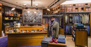 Ways to set up a men's tailor shop